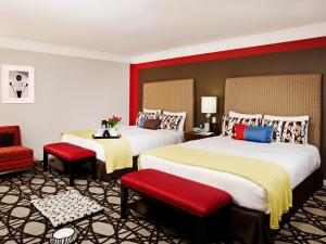 Premier Queen Room with Two Queen Beds - Disability Access