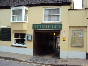 Stumbles Restaurant with Rooms in South Molton, Devon, England