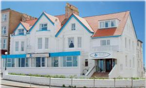 Surfers Hotel in Newquay, Cornwall, England