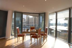 Appartamento Marlin Apartments Canary Wharf, Londra
