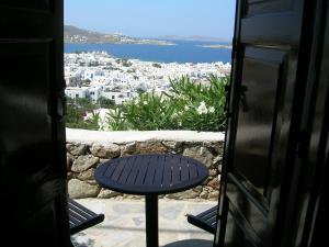 La Veranda of Mykonos Traditional Guesthouse