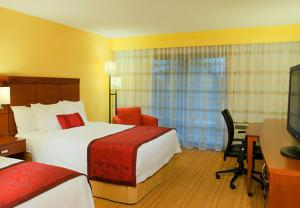 Courtyard by Marriott Traverse City, Отели  Traverse City - big - 7