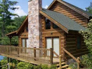 Two Bedroom Log Cabin