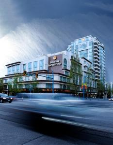 Executive Airport Plaza Hotel, Hotels  Richmond - big - 1