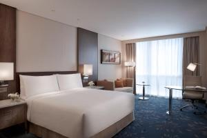 Shanghai Marriott Hotel Pudong East, Hotels  Shanghai - big - 7
