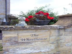 The Wheelhouse at Gawbridge Mill in Kingsbury Episcopi, Somerset, England