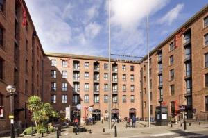 Premier Inn Liverpool Albert Dock in Liverpool, Merseyside, England
