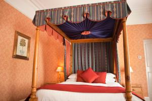 The Hazelwood Guest House in York, North Yorkshire, England