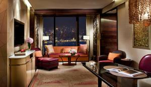 Suite Shanghai med utsikt over The Bund