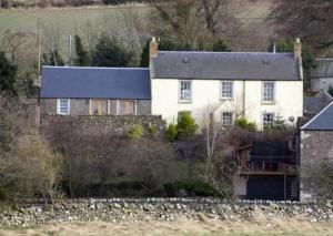 The Farmhouse At Yetholm Mill in Kirk Yetholm, Borders, Scotland