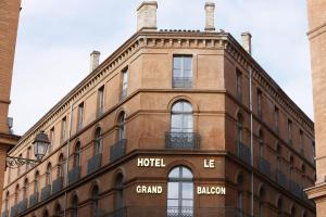 Le Grand Balcon Hotel, Hotely  Toulouse - big - 43