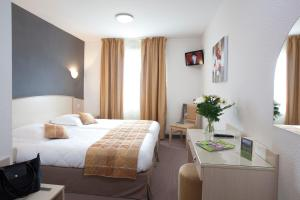 Hôtel Le Kolibri, Hotels  Tournus - big - 7