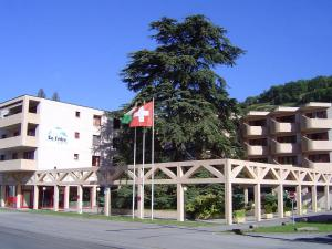 Hotel Le Cedre Bex - Pensionhotel - Hotely