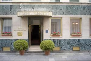 Hotellet Brandenburger Hof