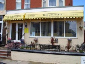 The Croydon in Blackpool, Lancashire, England