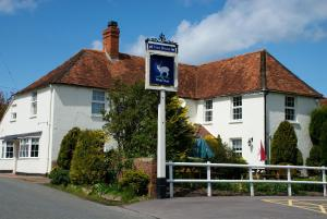 The White Hart Inn in Newbury, Berkshire, England