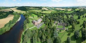 Dryburgh Abbey Hotel in Melrose, Borders, Scotland