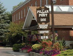Pillar and Post Inn & Spa, Отели  Ниагара-он-зе-Лейк - big - 1