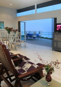 Suite with Sea View and Balcony 1