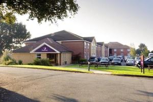 Premier Inn Hereford in Hereford, Herefordshire, England