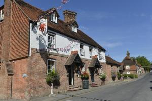 The Griffin Inn in Fletching, East Sussex, England