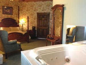 Queen Room with Jacuzzi