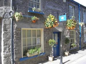 Blue Pig in Kirkby Lonsdale, Cumbria, England
