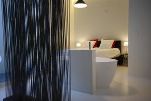 Leopold5 Luxe-Design Apartment, Apartmány  Ostende - big - 8