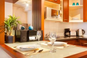 Appartamento Lastarria Suites Apartments, Santiago