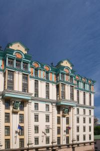 Moscow Marriott Grand Hotel - 26 of 28