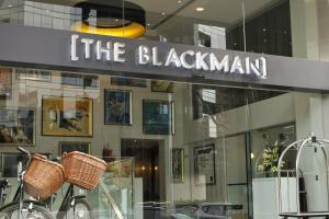 Art Series [The Blackman] - Melbourne CBD, Victoria, Australia