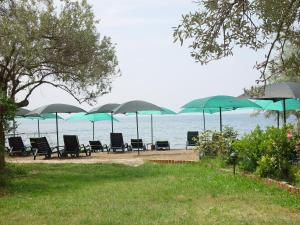 Ada Camp Hotel Beach, Кемпинги  Айвалик - big - 29