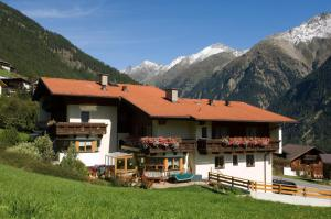 Appartement Rangger, Apartments  Sölden - big - 17