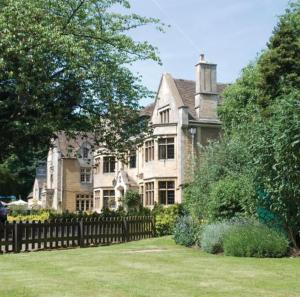 Hare & Hounds Hotel in Tetbury, Gloucestershire, England
