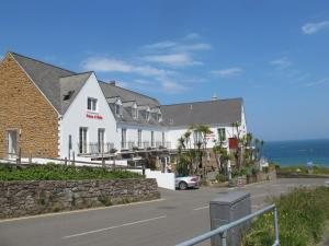 The Prince Of Wales Hotel in St Ouen's, Channel Islands, Channel Islands