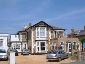Bertram Lodge in Sandown, Isle of Wight, England
