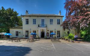 The Elms Inn by Good Night Inns in East Retford, Nottinghamshire, England