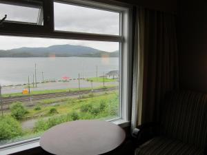 Double Room with Two Double Beds with Ocean View