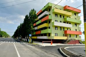 Arlequin Apartments
