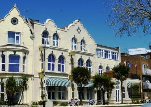 Esplanade Hotel in Clacton-on-Sea, Essex, England