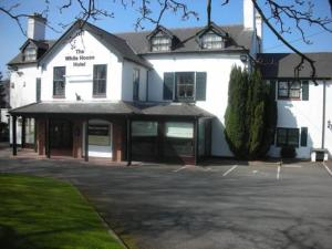 The White House Hotel in Telford, Shropshire, England