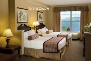 Grand Double Room Mountain View