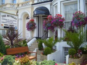 The Beverley Hotel in Torquay, Devon, England