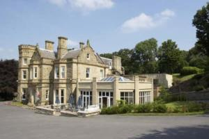 Hollin Hall Hotel in Macclesfield, Cheshire, England