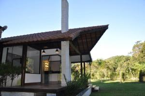 Deluxe Chalet with Balcony