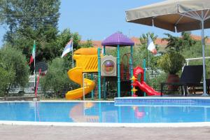 Zeus Hotel, Hotels  Platamonas - big - 45