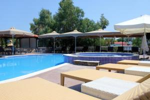 Zeus Hotel, Hotels  Platamonas - big - 50