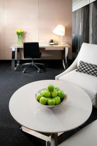 Executive Tweepersoonskamer met 2 Aparte Bedden en Toegang tot de Executive Lounge