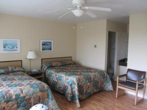 Double Room with Two Double Beds Motel