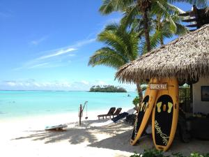 Pacific Resort Rarotonga - Pensionhotel - Hotely